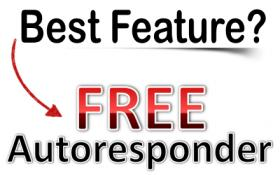 The Autoresponder Is Free - Save Hundreds Of Dollars