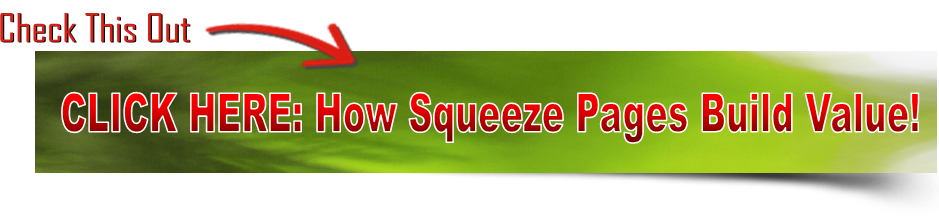 Squeeze Page Marketing: Add value to your business