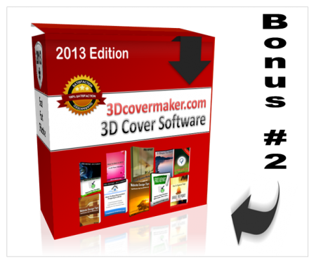 Cover Software From 3DcoverMaker.com